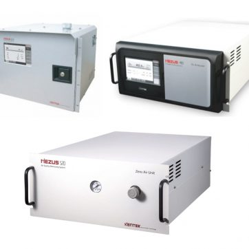 Analizadores de gases